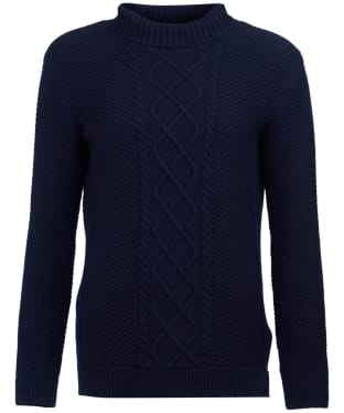 Women's Barbour Leith Roll Collar Sweater
