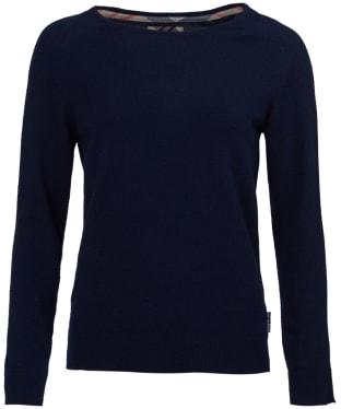 Women's Barbour Pendle Crew Neck Sweater