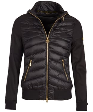 Women's Barbour International Grandstand Sweater Jacket
