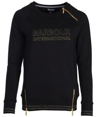 Women's Barbour International Geneva Sweatshirt