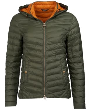 Women's Barbour Highgate Quilted Jacket - Olive
