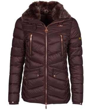 Women's Barbour International Autocross Quilted Jacket