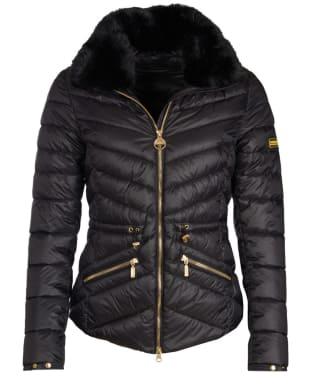 Women's Barbour International Valencia Quilted Jacket