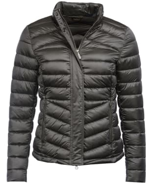 Women's Barbour Vartersay Quilted Jacket - Ash Grey