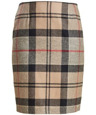 Women's Barbour Nebit Pencil Skirt - Caramel