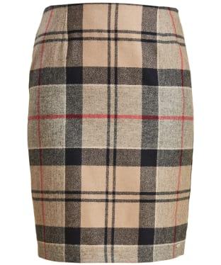 Women's Barbour Nebit Pencil Skirt - Camel