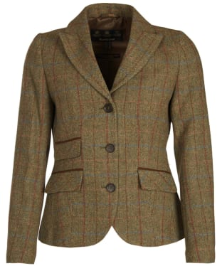 Women's Barbour Rannerdale Tailored Jacket - Olive