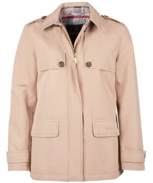 Women's Barbour Rothesay Waterproof Jacket - Caramel