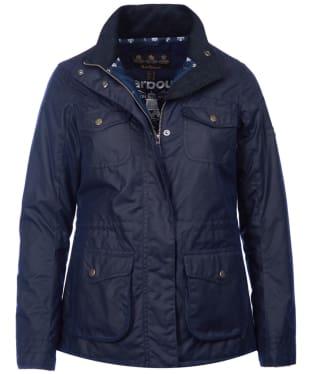 Women's Barbour Rhossili Waxed Jacket