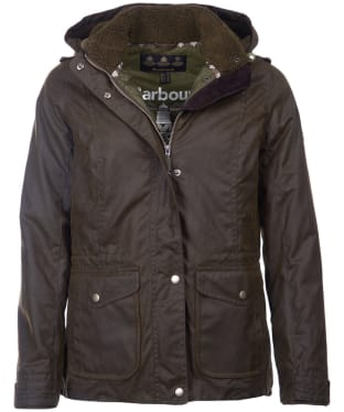 Women's Barbour Hunstanton Waxed Jacket