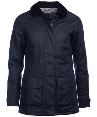 Women's Barbour Balintore Waxed Jacket