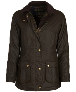Women's Barbour Crossbill Wax Jacket