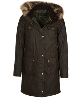 Women's Barbour Fieldfare Wax Jacket