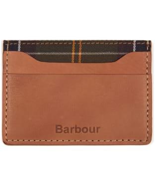 Men's Barbour Artisan Card Holder