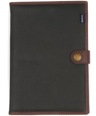 Barbour Drywax Notebook