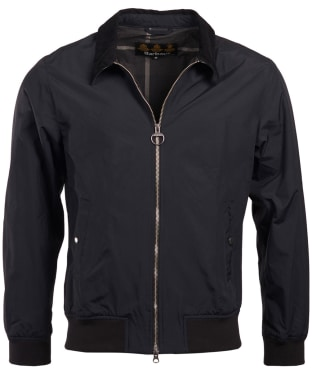 Men's Barbour Corpach Casual Jacket - Black