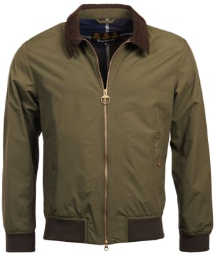 Men's Barbour Corpach Casual Jacket - Olive
