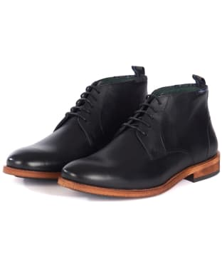 Men's Barbour Benwell Chukka Boot - Black