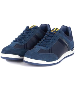 Men's Barbour International Cinder Trainers - Navy