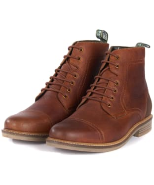 Men's Barbour Dalton Boots - Cognac