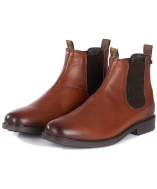 Men's Barbour Burnhope Chelsea Boots - Tan