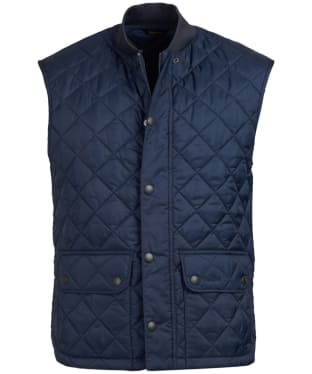Men's Barbour x Sam Heughan Oakwell Gilet - Navy