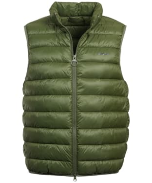 Men's Barbour Bretby Gilet - Kelp