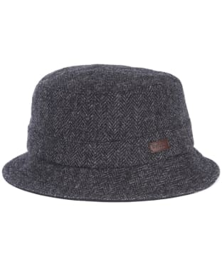 Men's Barbour Romeldale Sport Hat - Black Herringbone
