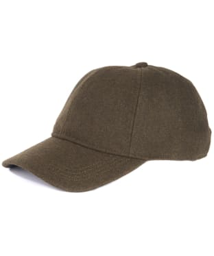 Men's Barbour Coopworth Sports Cap - Forest Green