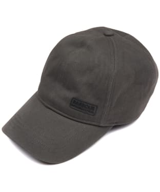 Barbour International Norton Drill Cap - Charcoal