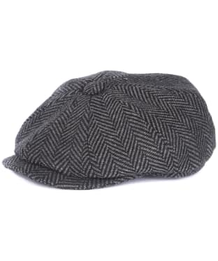Men's Barbour Herringbone Bakerboy Hat
