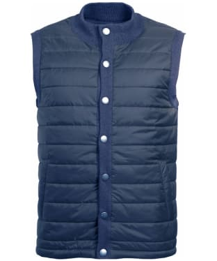 Men's Barbour Essential Gilet - New Royal Navy