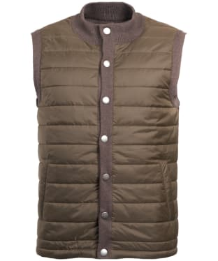 Men's Barbour Essential Gilet - New Clay
