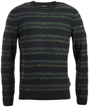 Men's Barbour Weser Sweater - Navy
