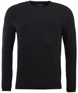 Men's Barbour Harold Crew Neck Sweater - Graphite
