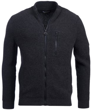 Men's Barbour International Rotor Sweater Jacket
