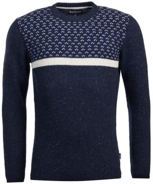 Men's Barbour Houghton Crew Neck Sweater