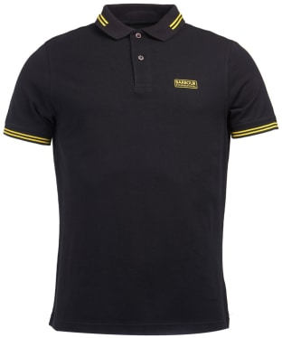 Men's Barbour International Essential Tipped Polo Shirt