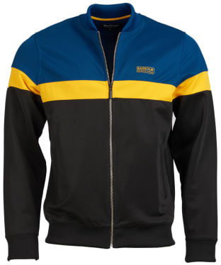 Men's Barbour International Curve Track Top