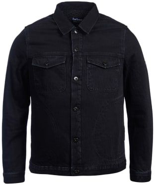 Men's Barbour International Nimbus Denim Jacket