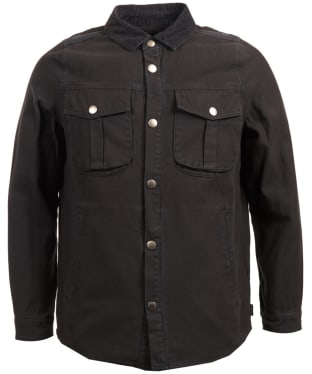 Men's Barbour Deck Overshirt - Navy