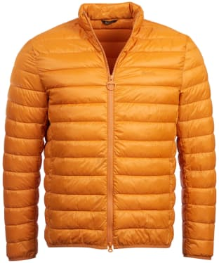 Men's Barbour Penton Quilted Jacket - Marmalade