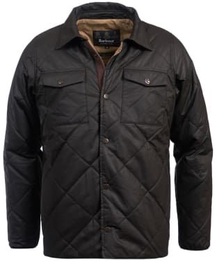 Men's Barbour Steve McQueen Sonoran Quilted Jacket - Brown