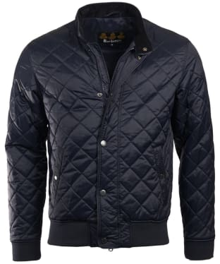 Men's Barbour Edderton Quilted Jacket - Navy