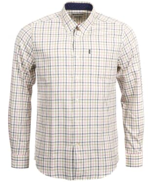Men's Barbour Ethan Tailored Shirt - Dusty Pink Check