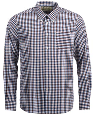 Men's Barbour Hill Performance Shirt - Rustic