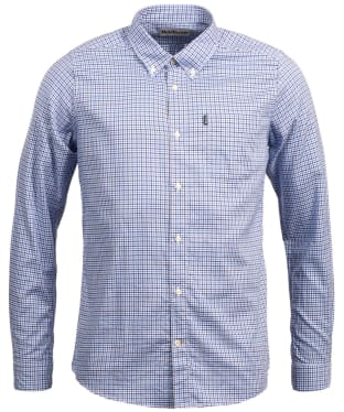 Men's Barbour Endsleigh Oxford Check Shirt