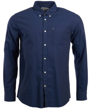 Men's Barbour Endsleigh Oxford Shirt - Navy