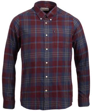 Men's Barbour Stapleton Highland Check Shirt