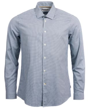 Men's Barbour Highfield Micro Gingham Shirt